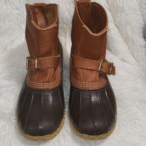 LL Bean Lounger Boots